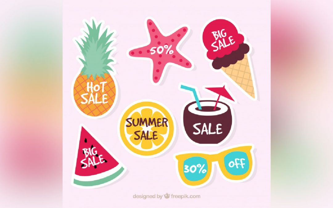 The New Student Summer Sale!