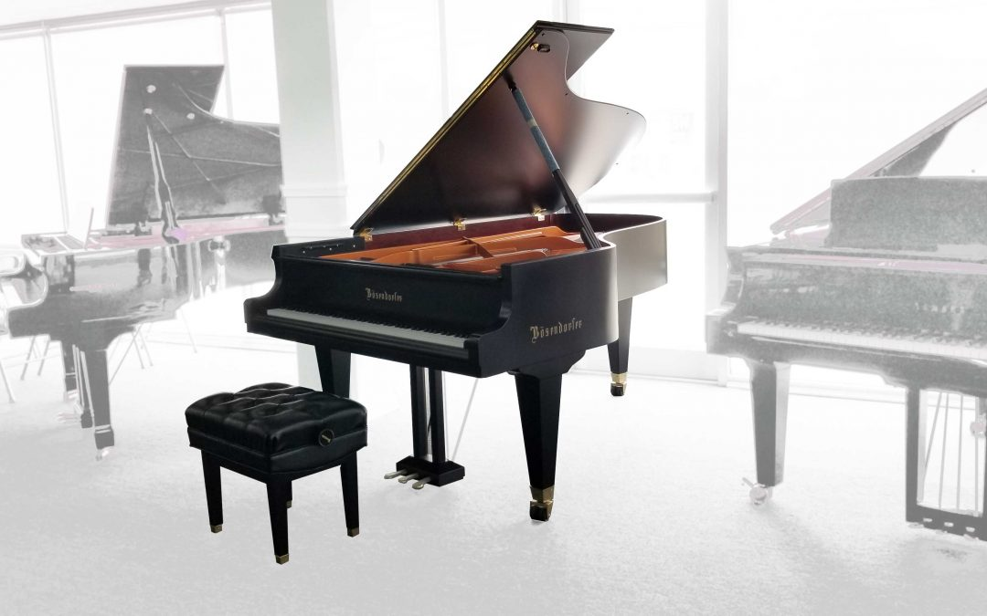 Introducing the Bösendorfer 214 VC 7′ Grand Piano