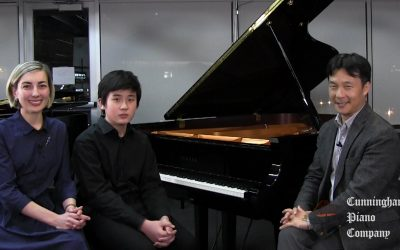 The Force Is Strong With This One: Henry Wu & Anna Kislitsyna on The Cunningham Piano Show