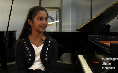Piano Dancer: Reva Segireddy on The Cunningham Piano Show | S01E22