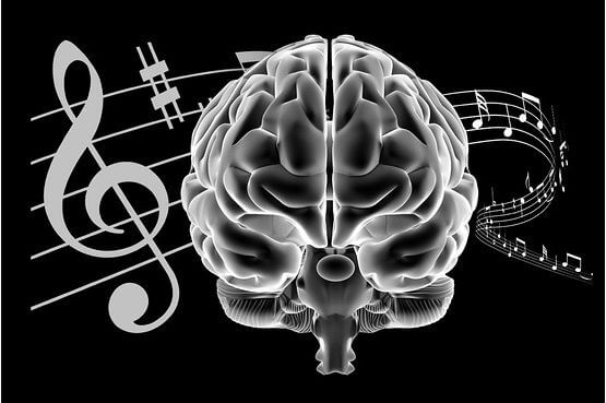 Improves brain health and function with Music