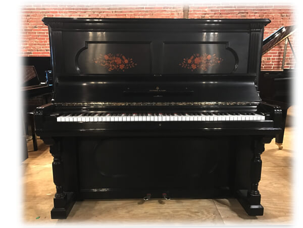 What I Love About This 1893 Steinway & Sons Upright Piano