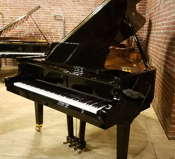 What I Love About This 1993 Petrof 190 Grand Piano