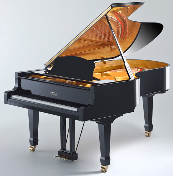 Estonia Model 210 Piano - an ideal choice for living and music rooms