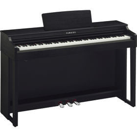 yamaha clp 525 cunningham piano company. Black Bedroom Furniture Sets. Home Design Ideas