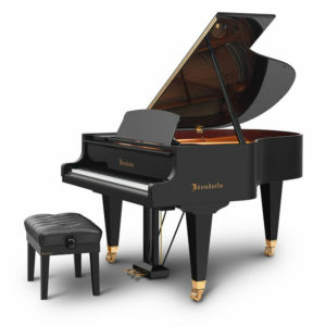 Boesendorfer 170 Small Parlour Grand Piano
