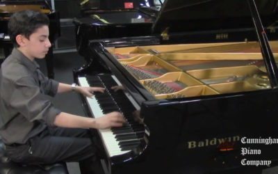 Young Beethoven on The Cunningham Piano Show | S01E06