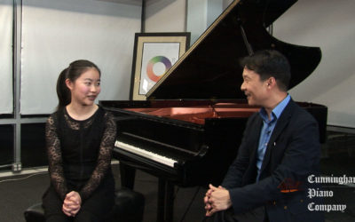 A Playwright Pianist – Allison Zhu on The Cunningham Piano Show | S01E11