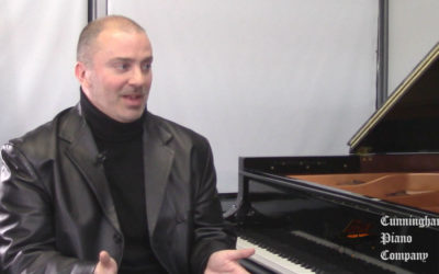 PianObsessed: Daniel Immel on The Cunningham Piano Show