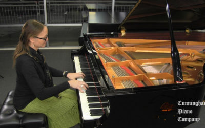 Music As Food – Stephanie Ben-Salem on The Cunningham Piano Show | S01E13