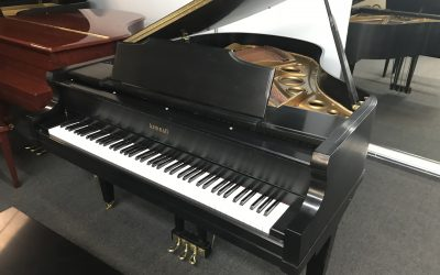 Kimball Grand, in ebony satin, #884100