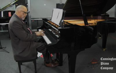 Charles Pettaway on The Cunningham Piano Show | S01E21