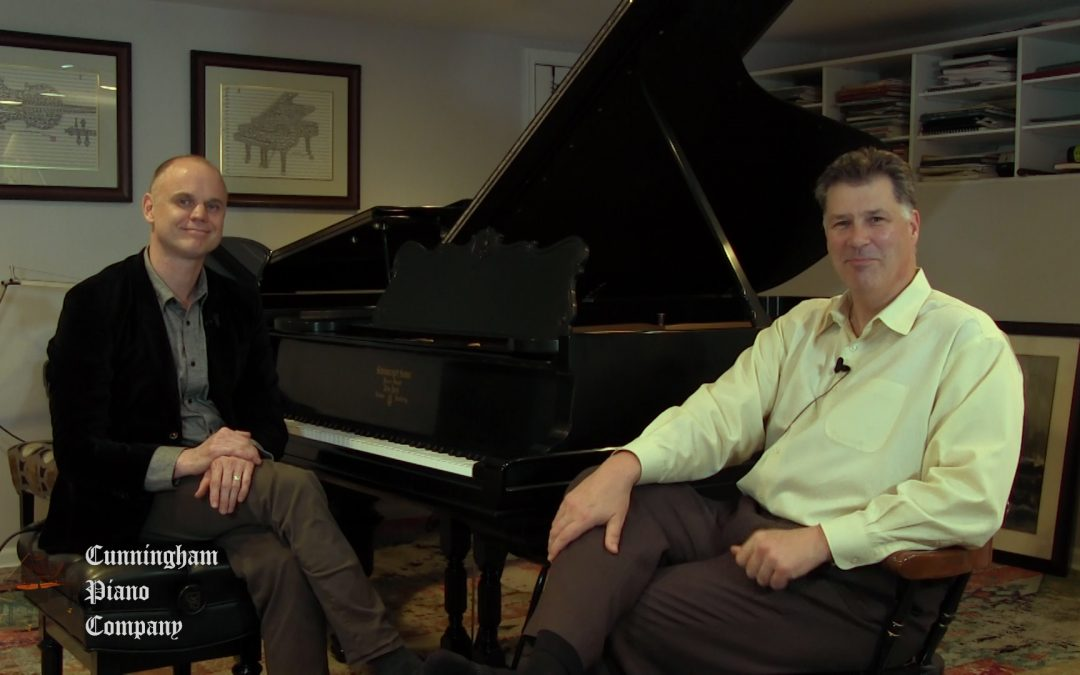 Piano Of The Week: A Rare 1889 Rebuilt Steinway C