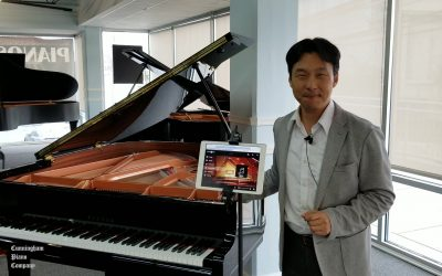 How To Connect the Yamaha Disklavier to the Internet