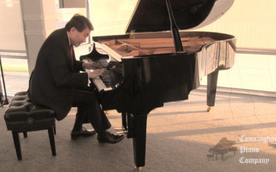 Dr. Xun Pan on The Cunningham Piano Show | S01E24
