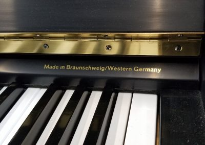 Grotrian Piano - made in Braunschweig, Germany
