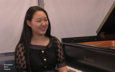 Seoul Song: Hailey Eunsol Cho on The Cunningham Piano Show | S01E25