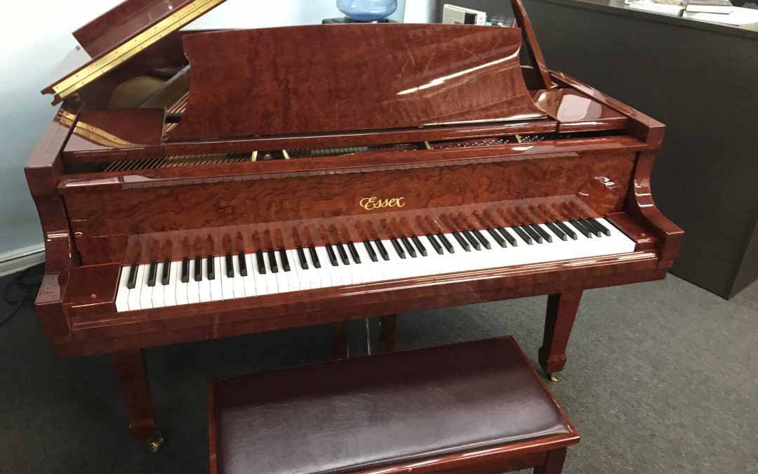 Essex Baby Grand in Bubinga