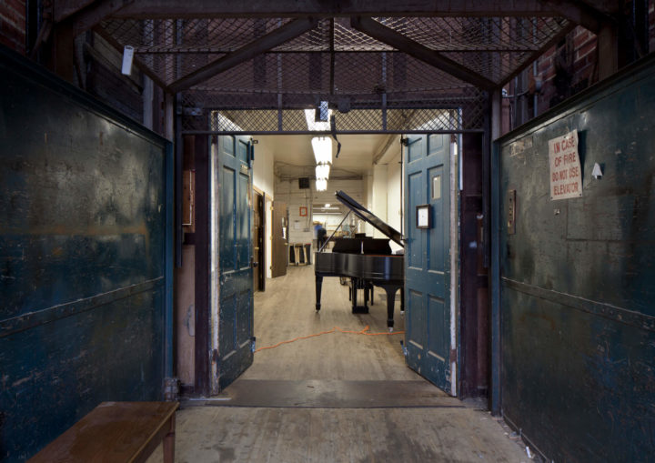 A Peek Inside Cunningham Piano in Philadelphia