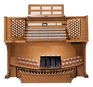 infinity series organs for captivating concert hall audiences