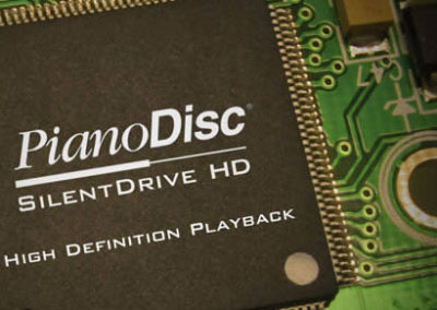 Piano Disc Silent Drive HD - Piano Player Installations