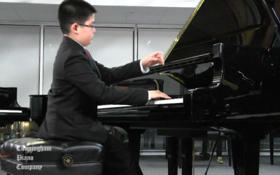 Piano Poet – William Ge on The Cunningham Piano Show | S01E15