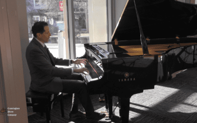 Piano for a President