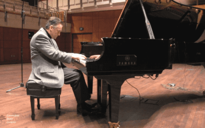 Kirk Reese on The Cunningham Piano Show
