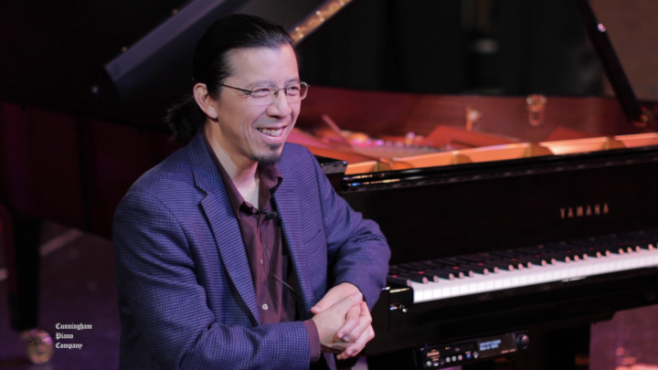 Frederic Chiu on The Cunningham Piano Show