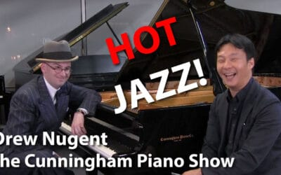 Hot Jazz with Drew Nugent and the Midnight Society